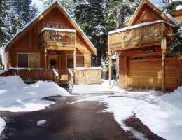 Tahoe City - 4 Bedroom Home Gourmet Kitchen - LTA 8237