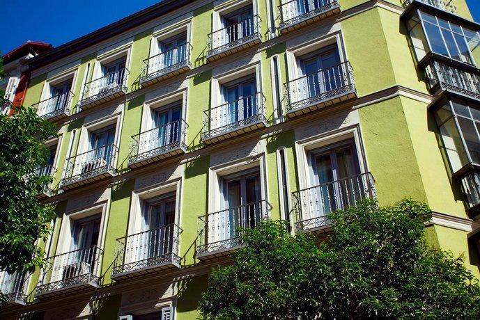 Madrid Central Suites
