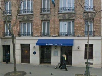 Hôtel Montparnasse-Alésia