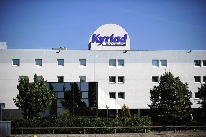 Hotel Kyriad Aeroport Lyon St Exupery