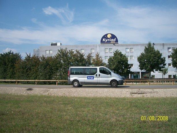 Hotel Kyriad St Exupery Lyon