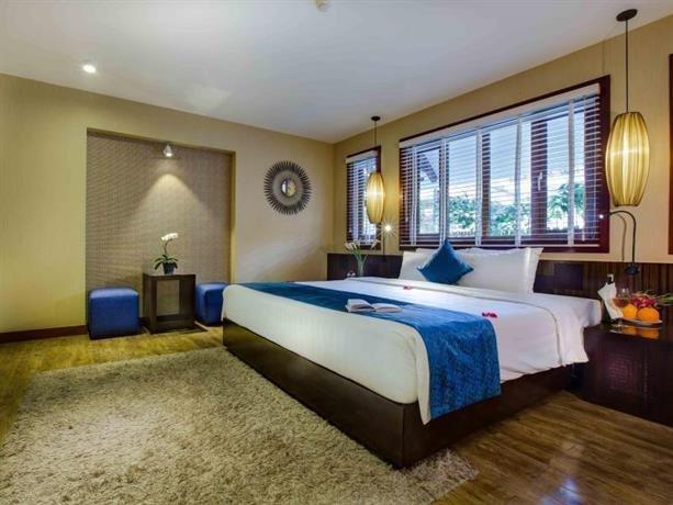 Oriental Suites Hotel