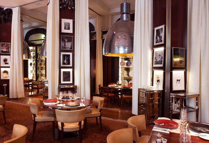 Le royal monceau raffles paris compare deals for Restaurant le jardin royal monceau