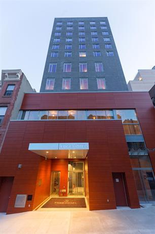 About Edge Hotel Washington Heights
