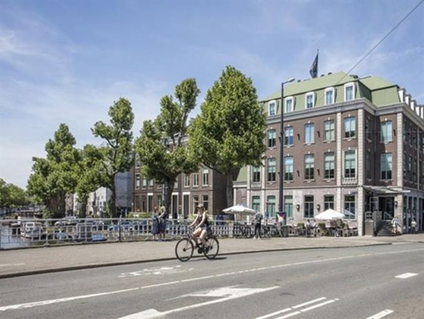 Hotel Notting Hill Amsterdam Parking
