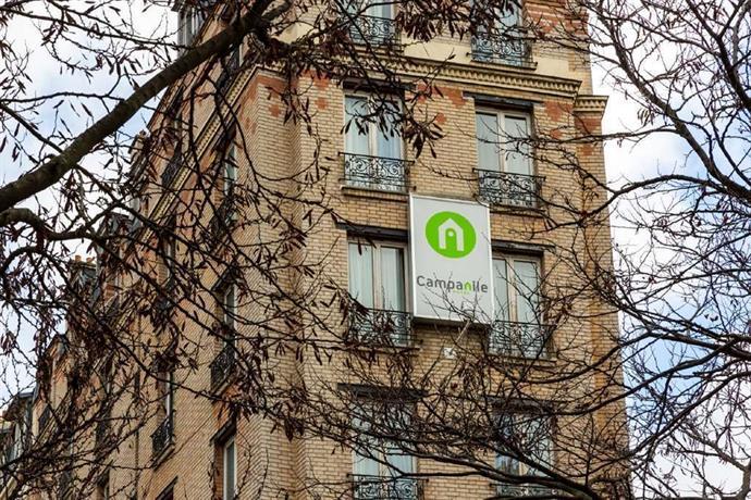 Hôtel Campanile Paris 15 - Tour Eiffel