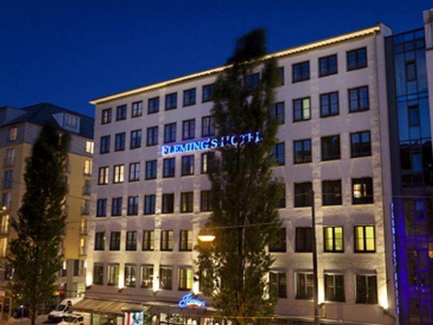 Fleming's Hotel Munchen-City