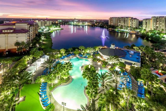 About Wyndham Grand Orlando Resort Bonnet Creek