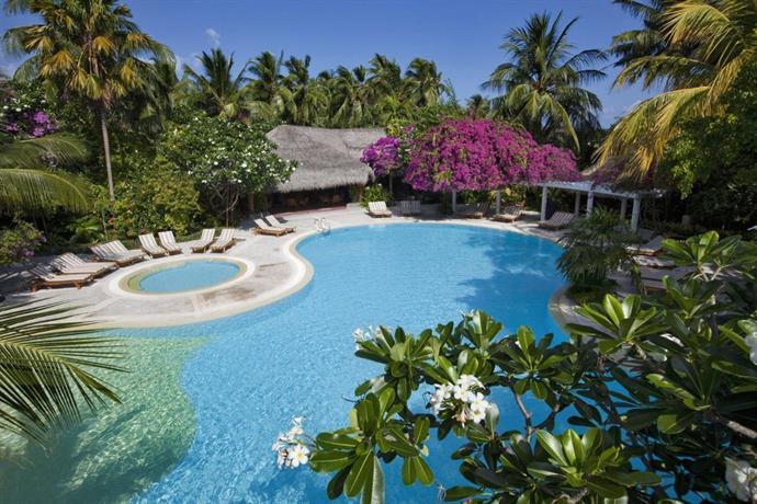 Kuramathi maldives encuentra el mejor precio for Mejores resorts maldives