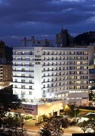 Hotel Plaza Blumenau