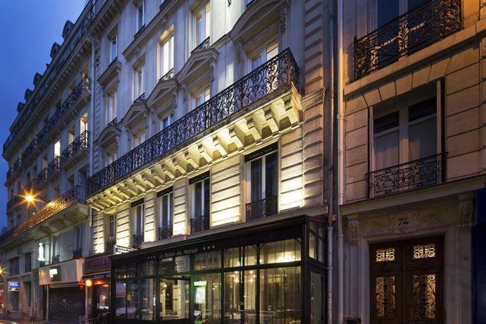 Hôtel Le Relais du Marais