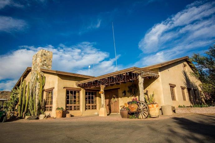 Tanque Verde Ranch Resort Tucson
