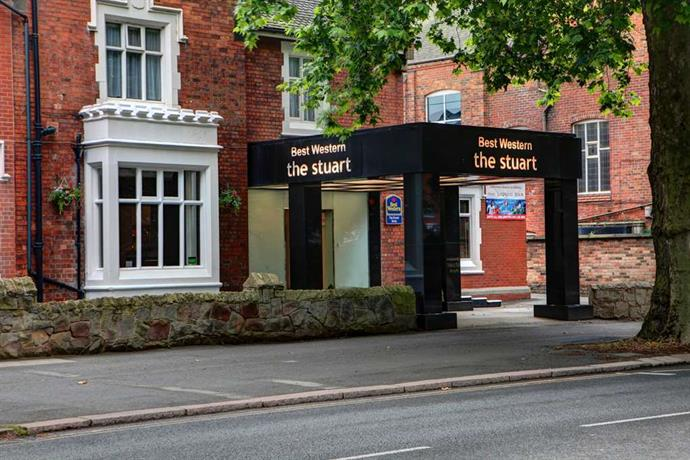 About Best Western The Stuart Hotel