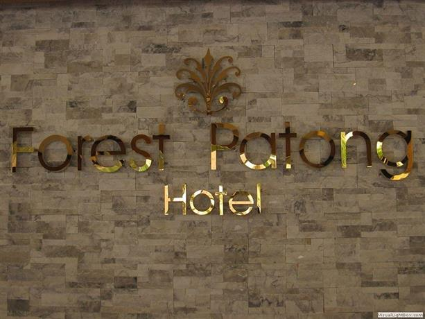 Phuket Guest Friendly Hotels - Forest Patong Hotel