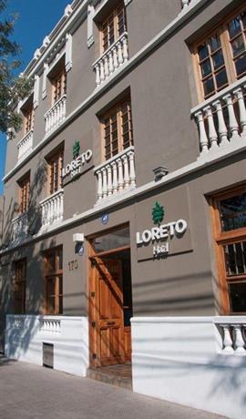Hotel Loreto Santiago