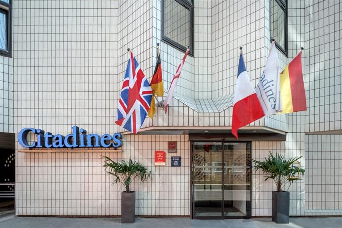 Aparthotel Citadines Paris La Defense Courbevoie