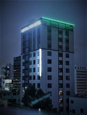 Central Park Hotel Busan