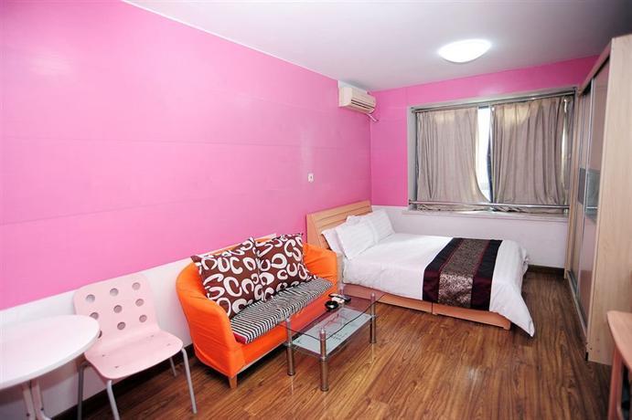 Jiuyi Saintland Service Apartment