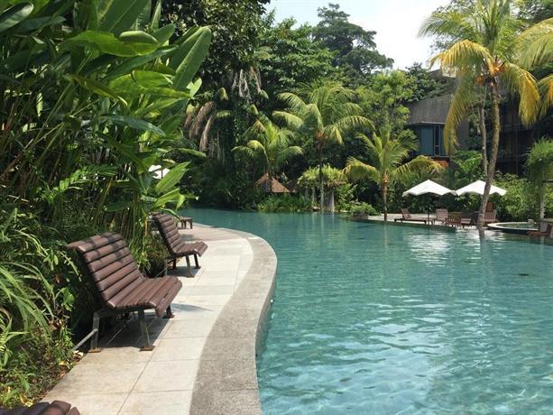 Siloso beach resort sentosa sentosa island compare deals - Siloso beach resort swimming pool ...