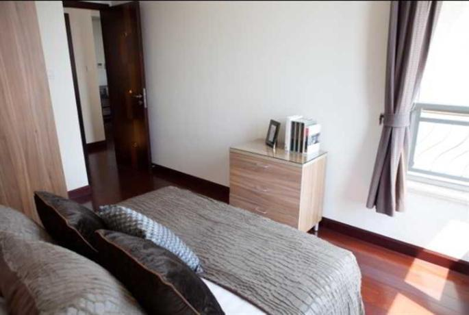 Yopark serviced apartment maison des artistes shanghai for Affiliation maison des artistes