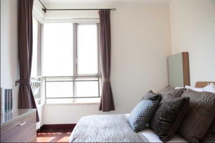 Yopark serviced apartment maison des artistes shanghai for Apart hotel maison