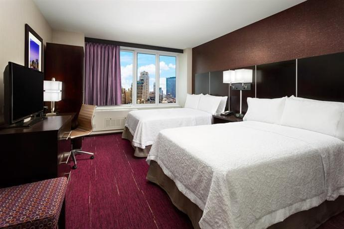 Hampton Inn Manhattan Times Square Central