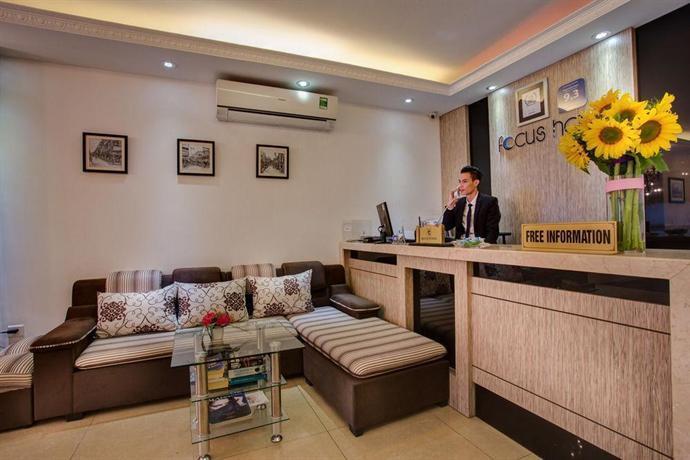 Hanoi Guest friendly hotels - Hanoi Focus Hotel
