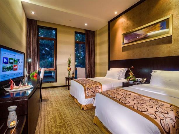 Hangzhou Xixi Nade Runzeyuan Hotel Hangzhou China