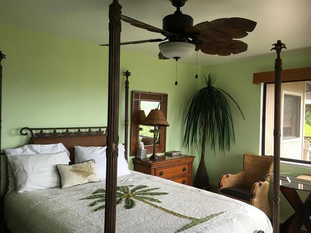 Marjorie S Bed And Breakfast Kauai