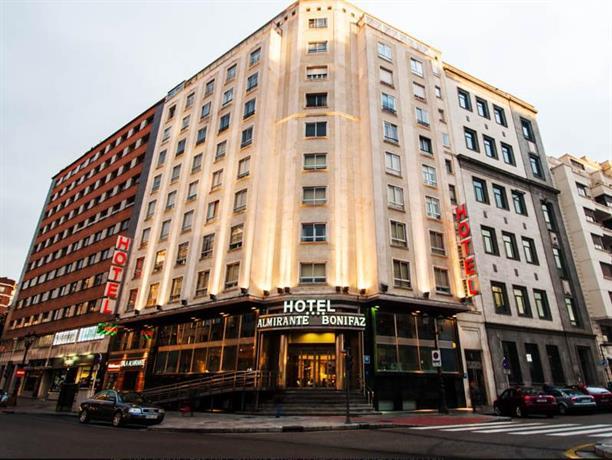 Hotel Almirante Bonifaz