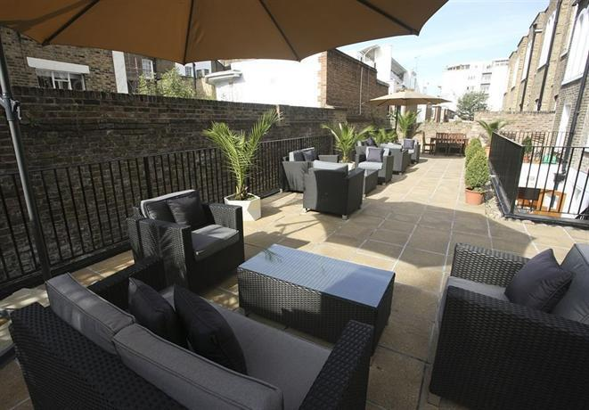 The New Linden Hotel Bayswater London