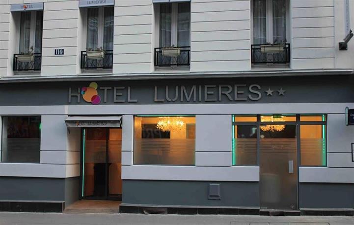 Hôtel Lumières