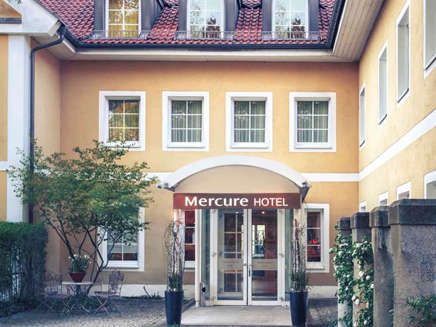 Mercure Hotel Airport Munchen Aufkirchen Oberding Die Gunstigsten