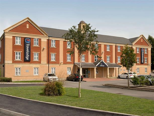 Travelodge Hotel Trafford Park Manchester