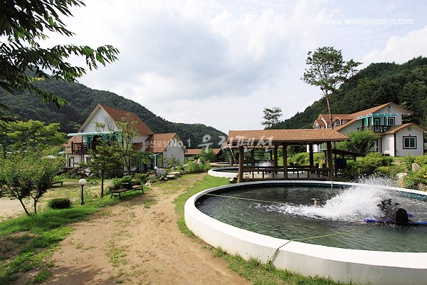 Wonju Beodeulchi Pension
