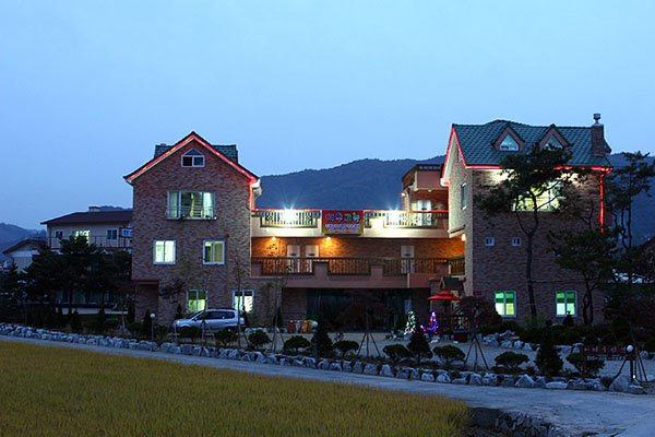 Yeowoogneul Pension