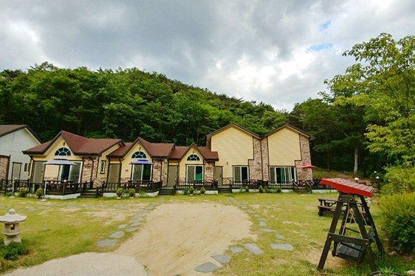 Mungyeong Solsupeong-i Pension
