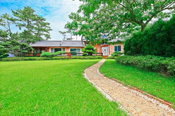 Anmyeondo Pinetree Villa Pension