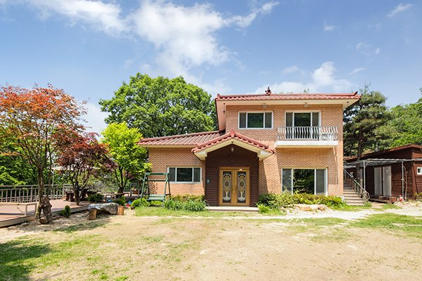 Yongin Deep in Mountain Pension