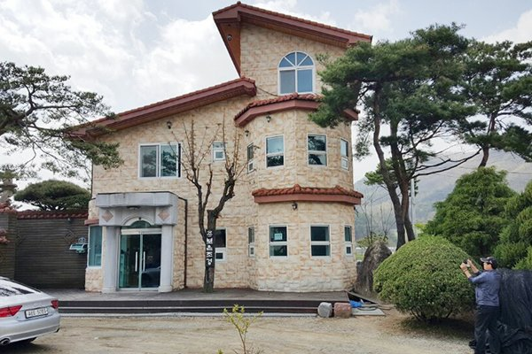 Boeun Bliss Villa Pension