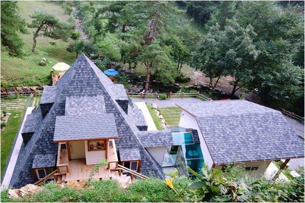 Hoengseong Pyramid Pension