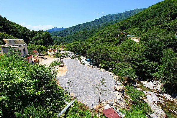 Gapyeong Heights 500 Pension & Campground