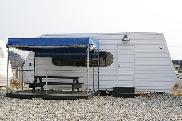 Eurwangni Seohae camping place