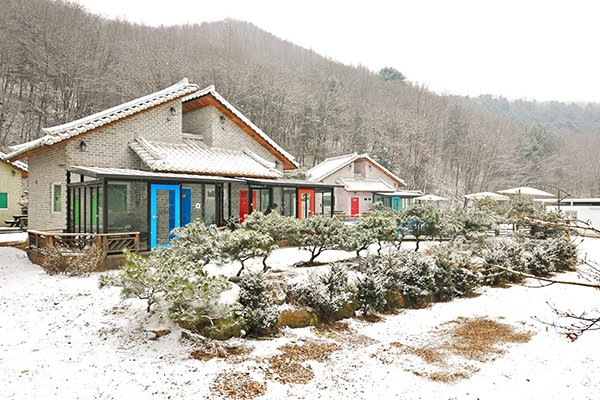 GaPyeong Chun Hyang & Bangja Spa Pension