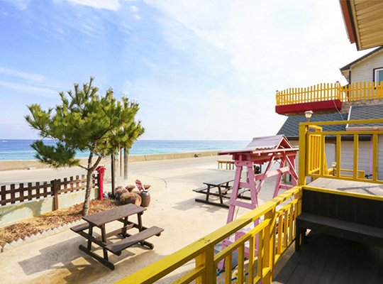 Uljin Sand Beach Pension