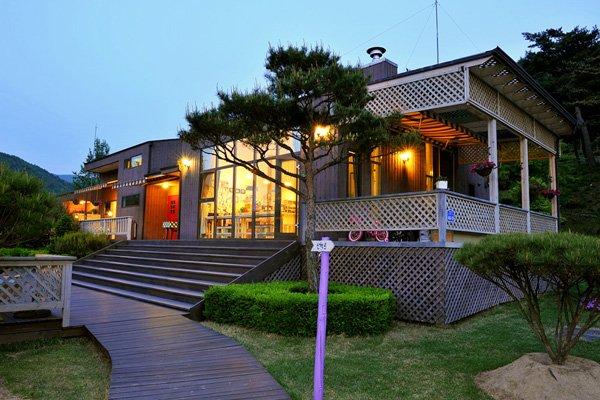 Hoengseong Byeolmuri Pension