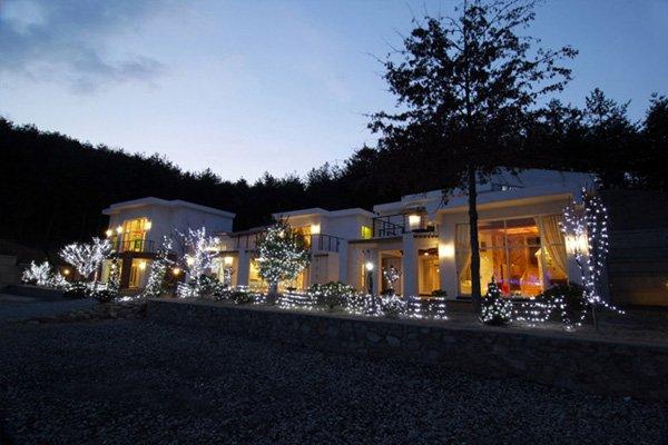 Hoengseong Heaven Castle Penison