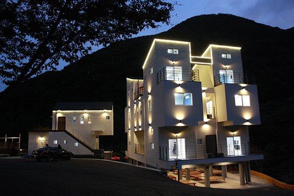 Ulsan Baenaegol Paradise Pension