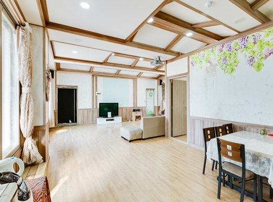 Yongin Dungji Forest Lodge Pension