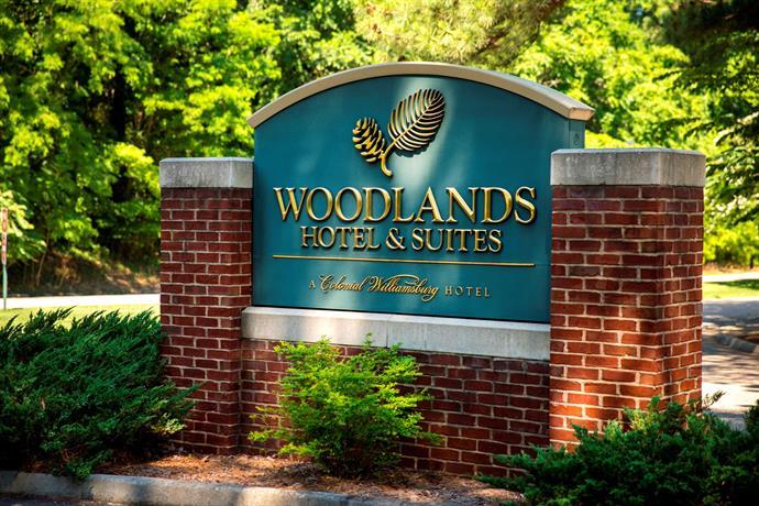 Williamsburg Woodlands Hotel - A Colonial Williamsburg Hotel